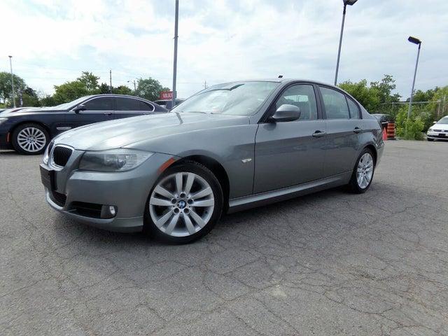 2011 BMW 3 Series 323i Sedan RWD