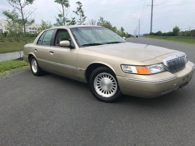 1999 Mercury Grand Marquis 4 Dr LS Sedan