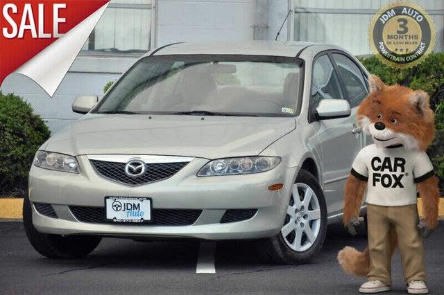 2005 Mazda MAZDA6 4 Dr i Sedan