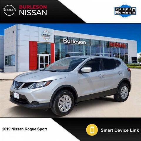 2019 Nissan Rogue Sport S FWD