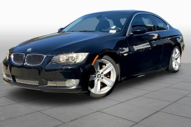 2008 BMW 3 Series 335i Coupe RWD