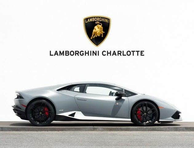 2017 Lamborghini Huracan LP 610-4