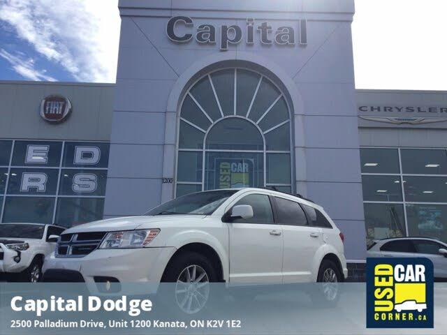 2016 Dodge Journey Limited FWD