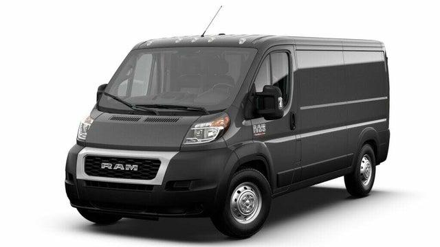 2021 RAM ProMaster 1500 136 Low Roof Cargo Van FWD