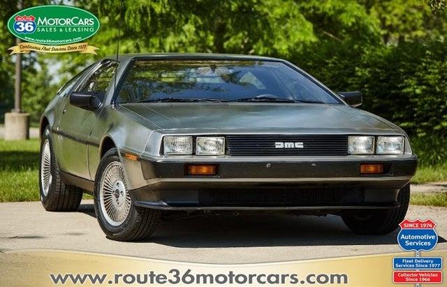 1981 DeLorean DMC-12 Coupe