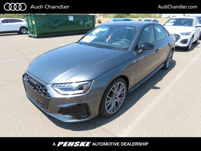 2021 Audi S4 3.0T quattro Prestige AWD