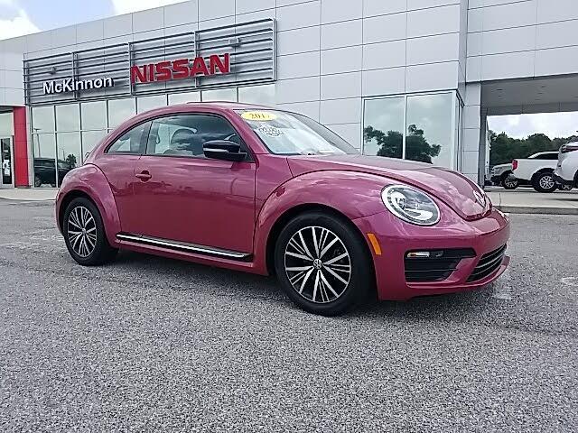 2017 Volkswagen Beetle #PinkBeetle FWD