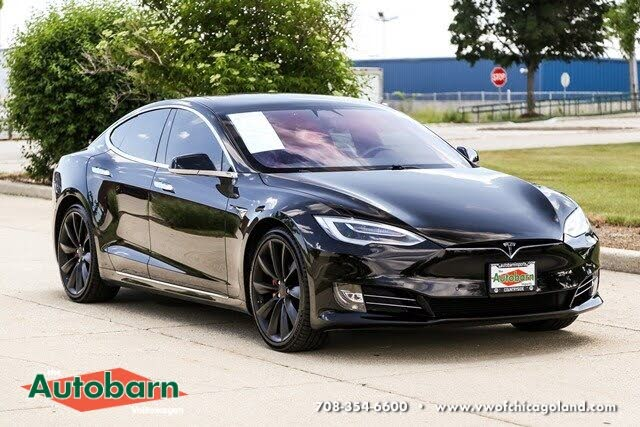 2019 Tesla Model S 100D AWD