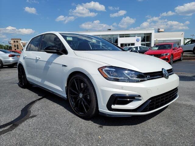 2019 Volkswagen Golf R 4-Door AWD