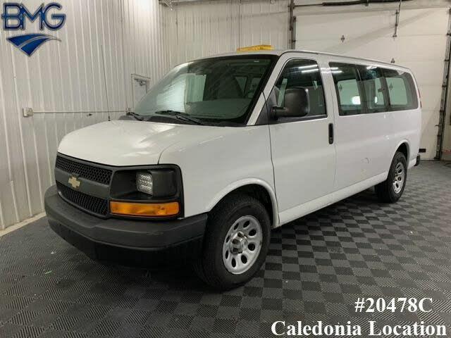 2014 Chevrolet Express Cargo 1500 AWD