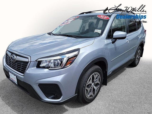 2020 Subaru Forester 2.5i Premium AWD