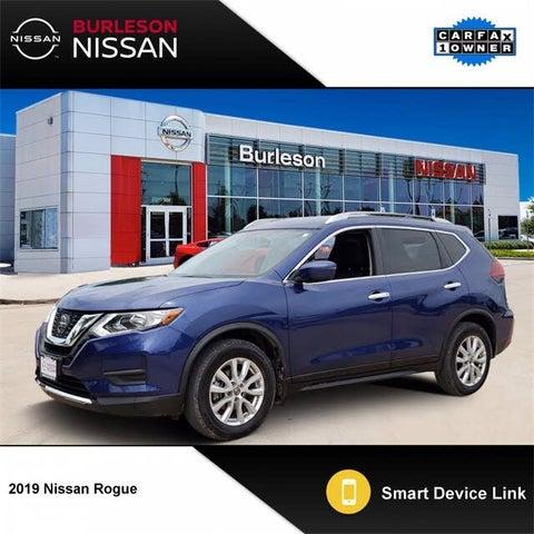 2019 Nissan Rogue S FWD