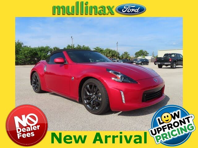 2019 Nissan 370Z Roadster Touring RWD