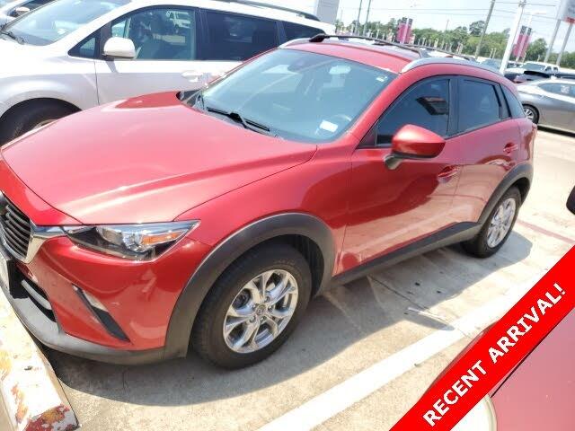 2018 Mazda CX-3 Sport FWD