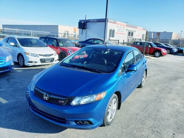 2012 Honda Civic Si with Navigation