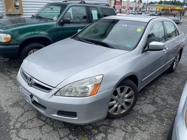 2006 Honda Accord EX V6