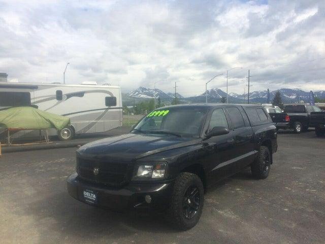 2010 Dodge Dakota Big Horn/Lone Star Crew Cab 4WD