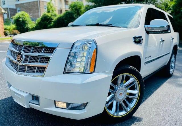 2013 Cadillac Escalade Hybrid Platinum RWD