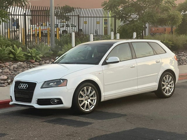2011 Audi A3 2.0 TDI Premium Plus Wagon FWD