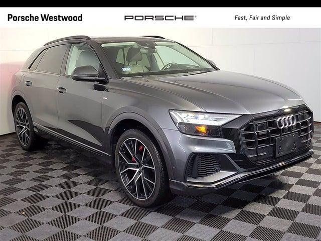 2020 Audi Q8 3.0T quattro Prestige AWD