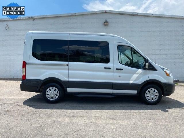 2017 Ford Transit Passenger 150 XLT Medium Roof RWD with Sliding Passenger-Side Door