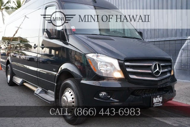 2017 Mercedes-Benz Sprinter Cab Chassis 3500XD 170 RWD