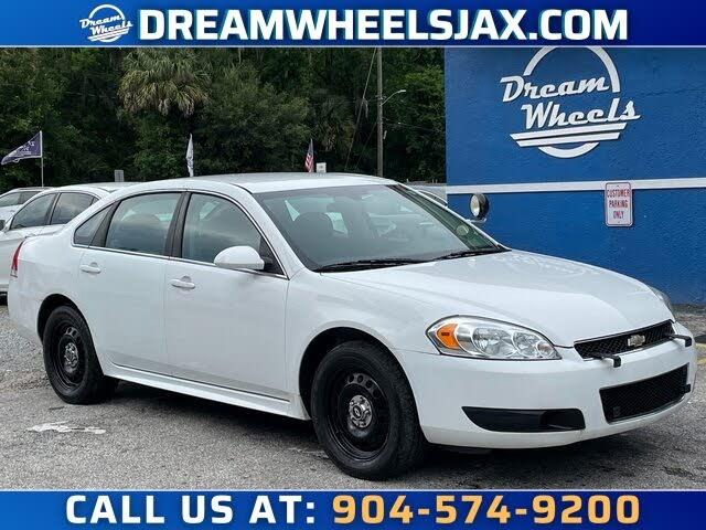 2013 Chevrolet Impala Police FWD