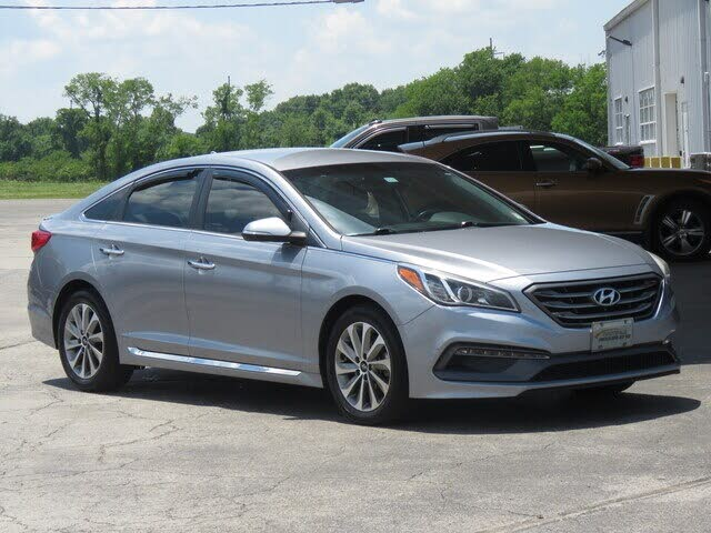 2015 Hyundai Sonata Sport FWD