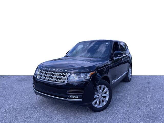 2014 Land Rover Range Rover HSE 4WD