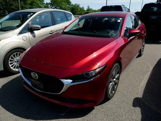 2019 Mazda MAZDA3 Premium Sedan FWD