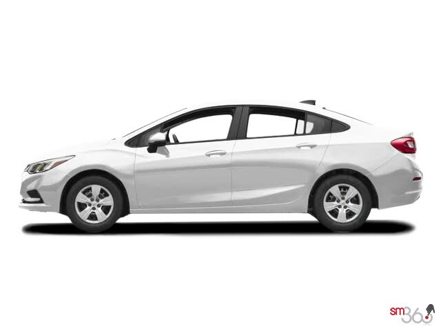 2017 Chevrolet Cruze LS Sedan FWD