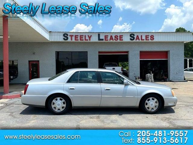 2003 Cadillac DeVille Sedan FWD