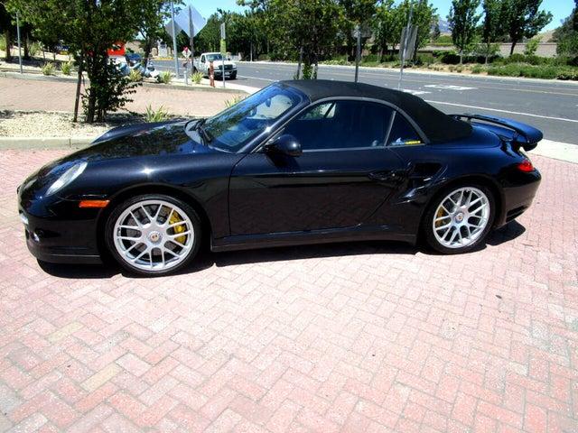 2013 Porsche 911 Turbo S Cabriolet AWD