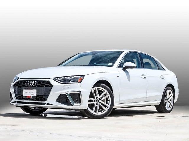 2020 Audi A4 2.0T quattro Technik AWD
