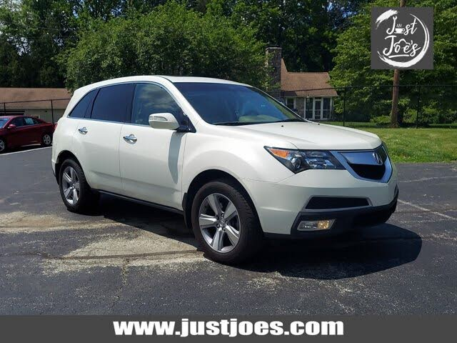 2011 Acura MDX SH-AWD with Technology and Entertainment Package