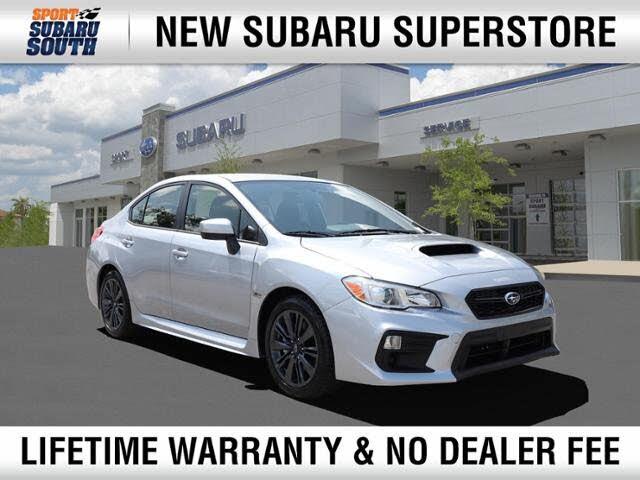 2021 Subaru WRX AWD