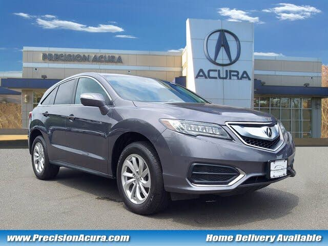 2017 Acura RDX AWD with Technology and AcuraWatch Plus Package