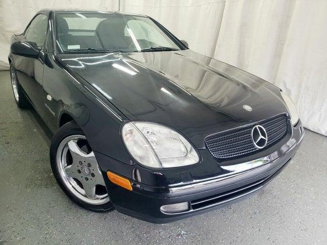 1999 Mercedes-Benz SLK-Class SLK 230 Supercharged