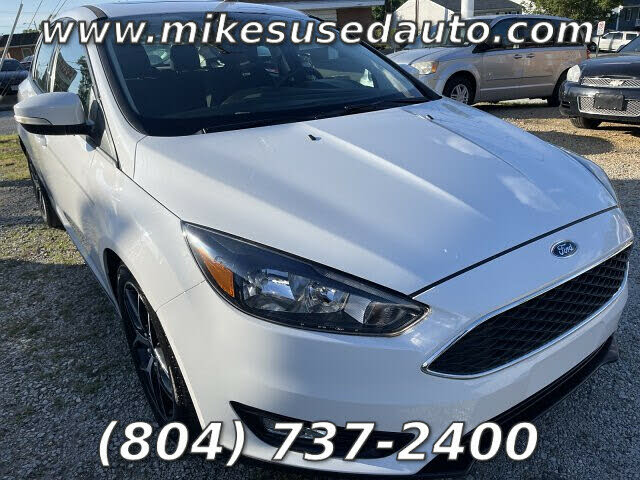 2017 Ford Focus SEL Hatchback