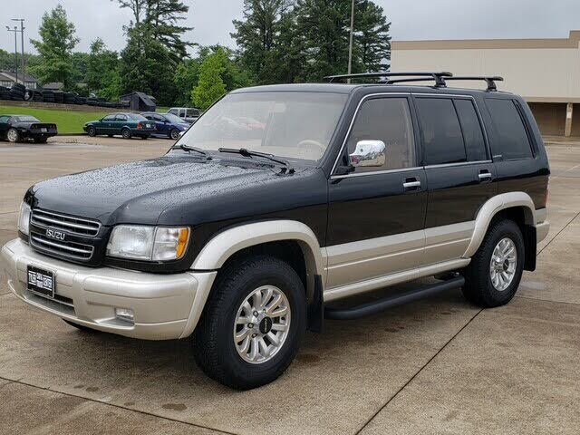 2000 Isuzu Trooper 4 Dr Limited 4WD SUV