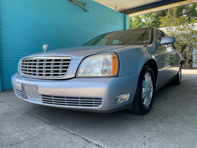 2005 Cadillac DeVille Livery Fleet Sedan FWD