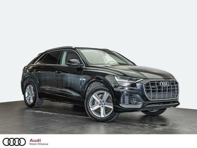2019 Audi Q8 3.0T quattro Progressiv AWD
