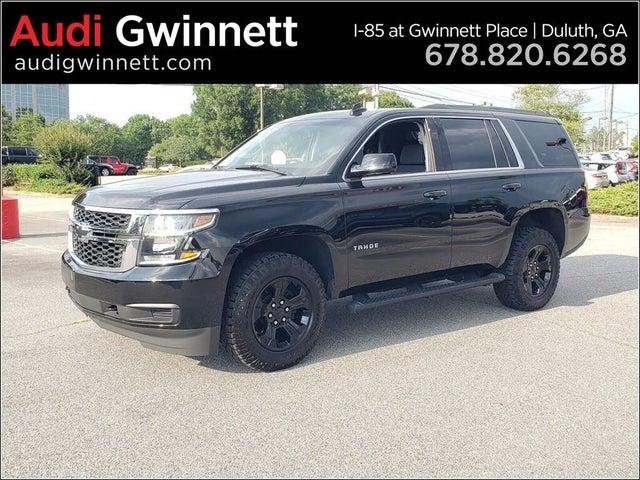 2019 Chevrolet Tahoe LS RWD