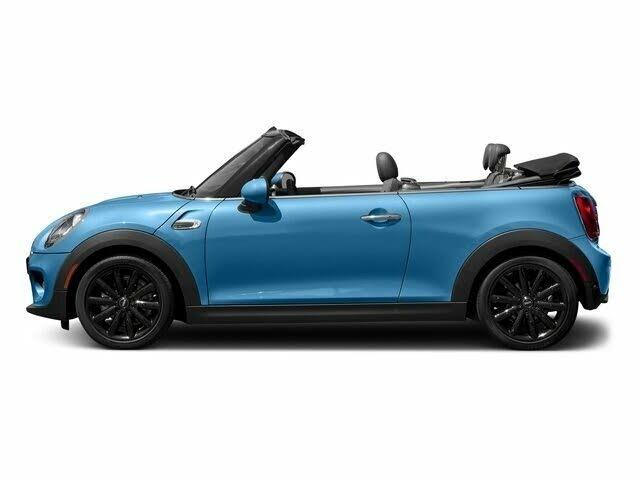 2018 MINI Cooper Convertible FWD