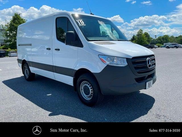 2019 Mercedes-Benz Sprinter Cargo 1500 144 Standard Roof RWD