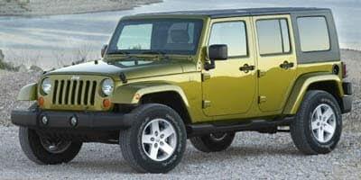 2007 Jeep Wrangler Unlimited Sahara RWD