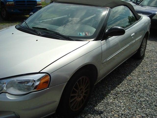 2006 Chrysler Sebring Touring Convertible FWD