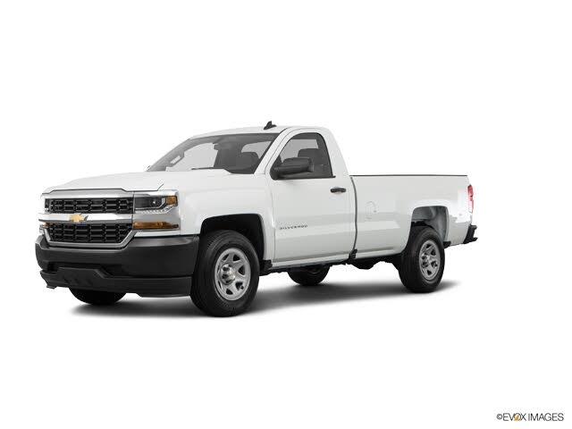 2017 Chevrolet Silverado 1500 Work Truck RWD