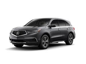 2017 Acura MDX FWD