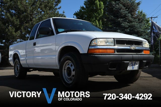 2003 Chevrolet S-10 Extended Cab 4WD